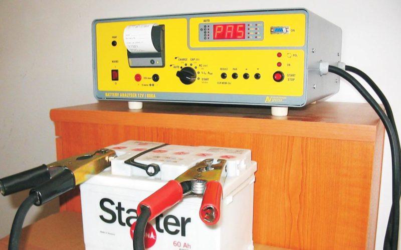 Battery-Analyser